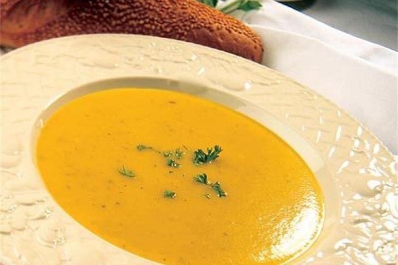 Kollase paprika supp