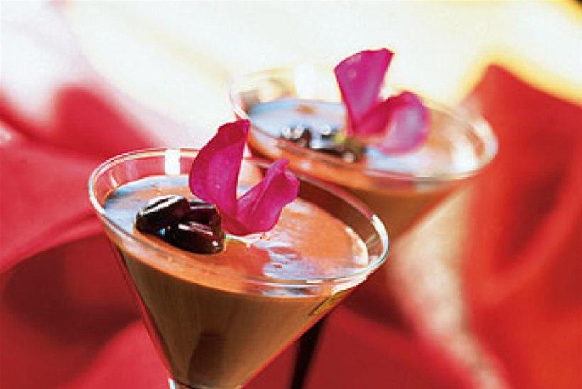 Šokolaadi-mousse