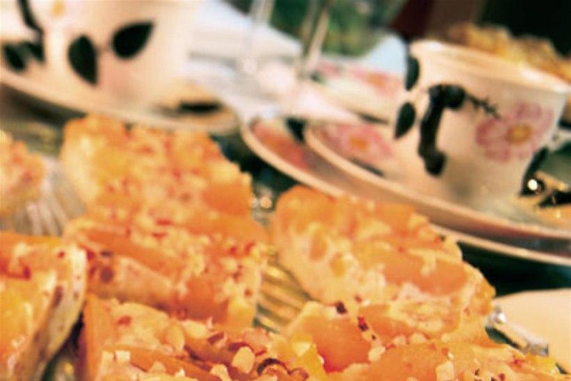 Kohupiima-aprikoosikook II