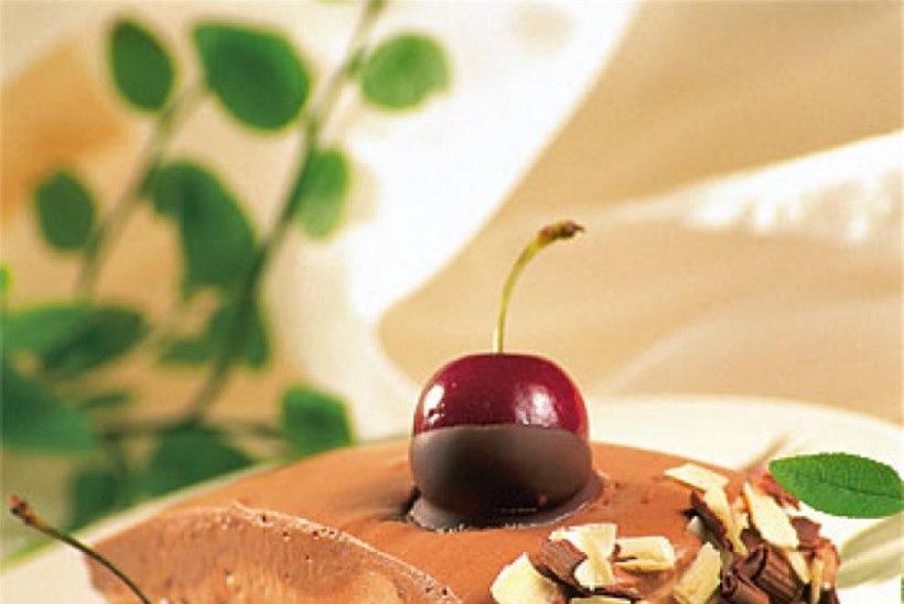 Šokolaadi-mousseetort