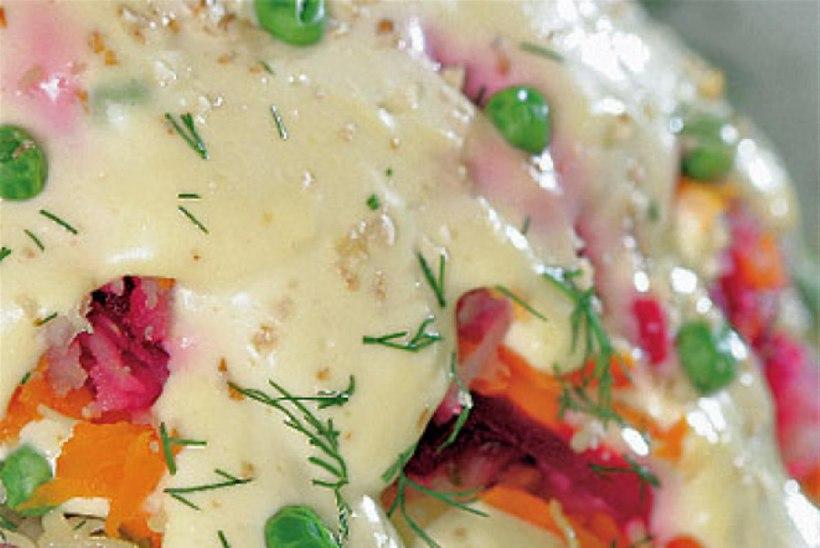 Köögivilja-kartulitort