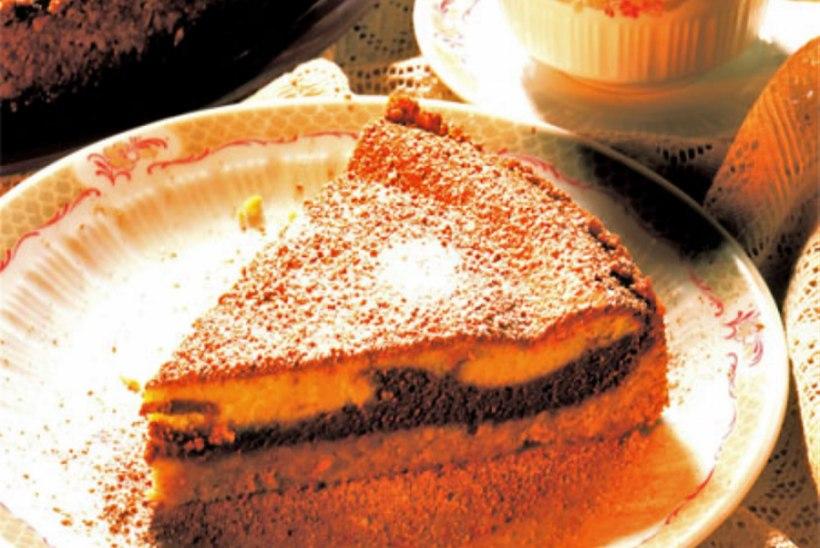 Šokolaadi-pähklikook
