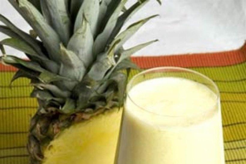 Ananassi-kookosejook