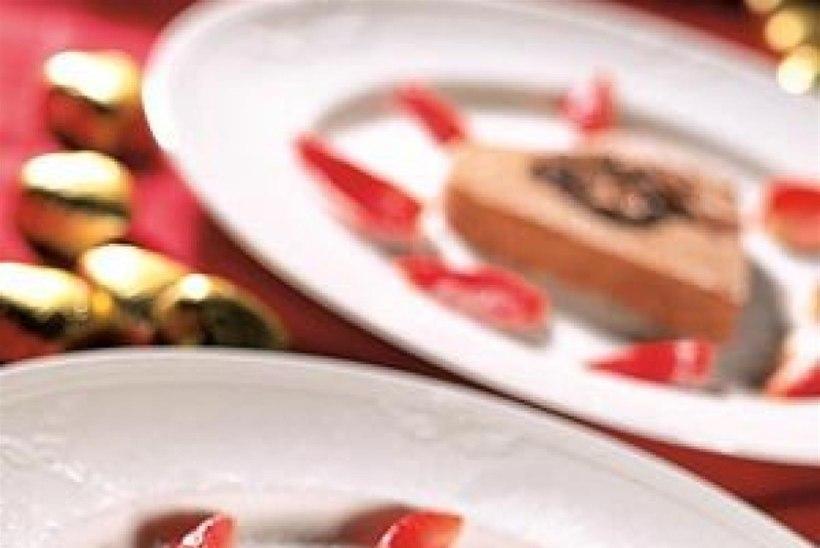 Sametine šokolaadiparfee