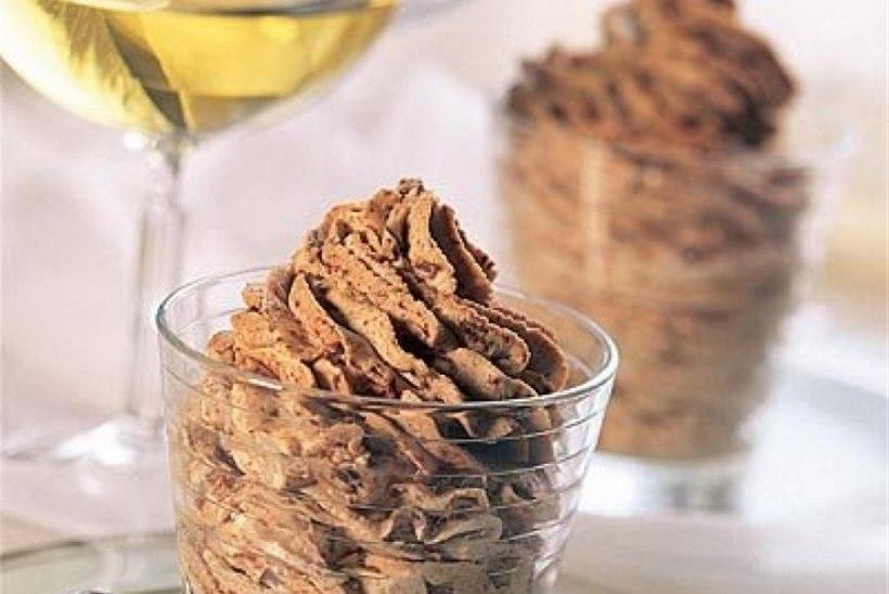 Šokolaadikreem likööriga