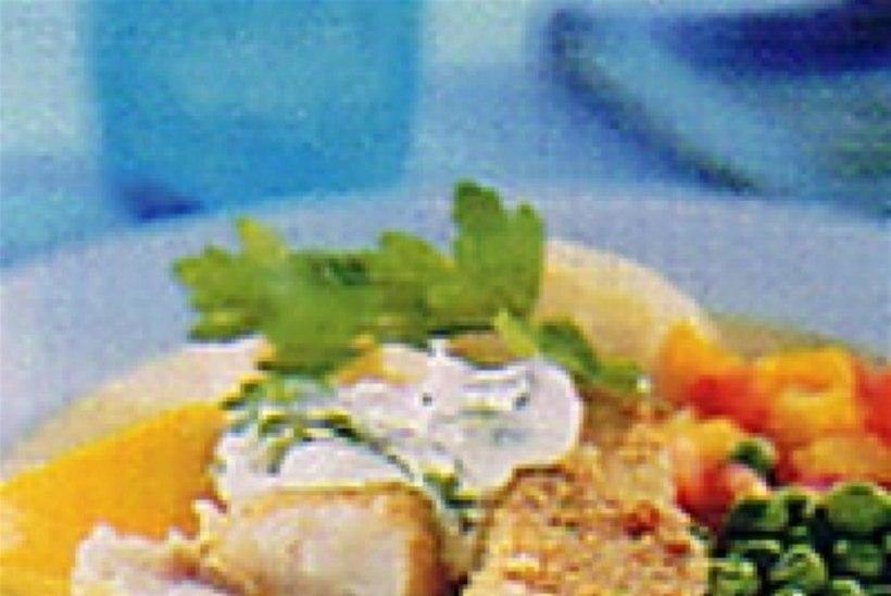 Küpsetatud kala