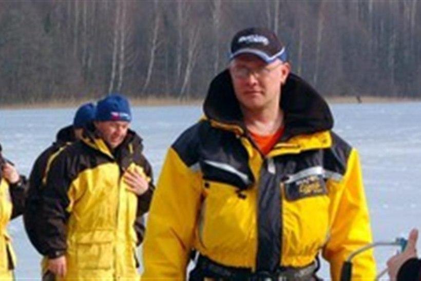 MM jääaluses kalapüügis 21.-24. veebruar 2008