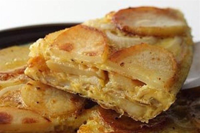 Hispaania omlett