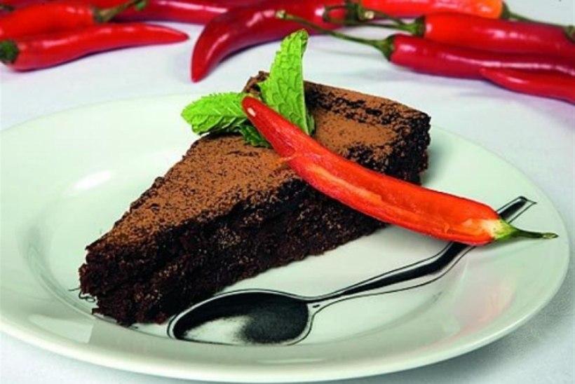 Šokolaadi-tšillikook