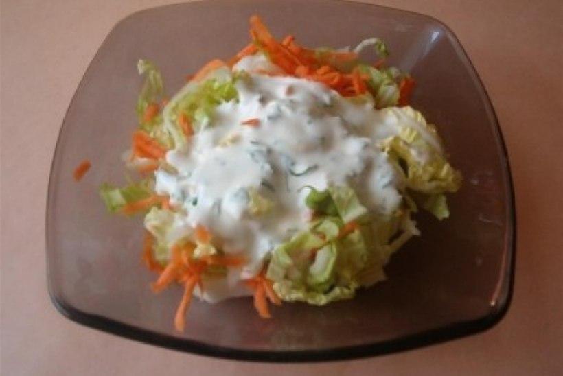 Hiina kapsa salat