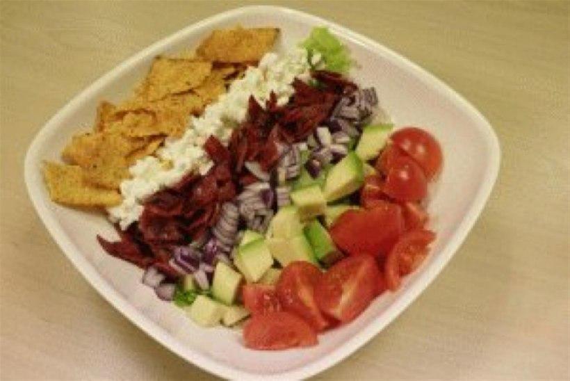 Tex Mex Cobb salat