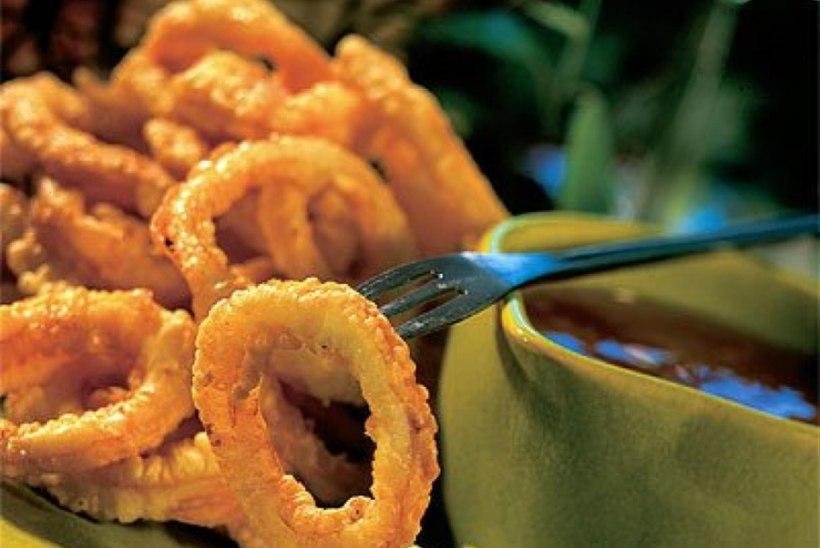 Friteeritud kalmaarirõngad