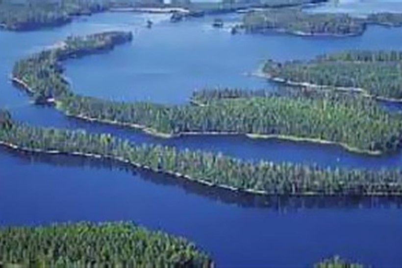 Saimaa järv