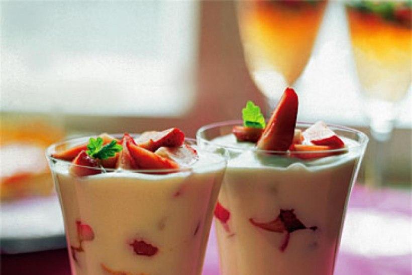 Maasika-tiramisu