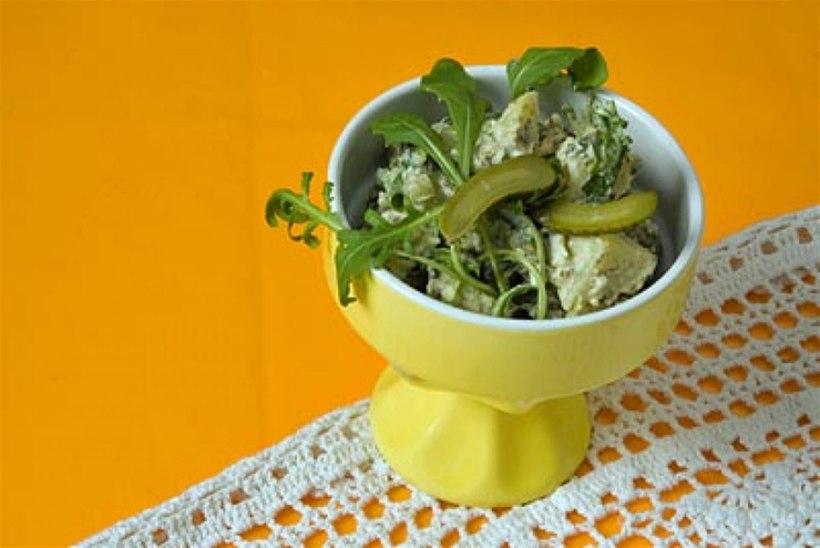Teistmoodi kartulisalat