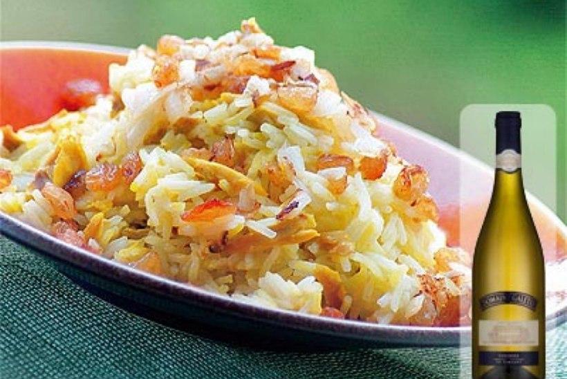 Kana ja riis Iraani moodi