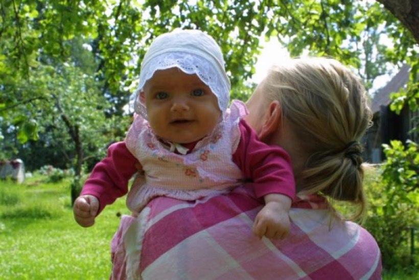 Kuidas Liisa Aibel rediseid istutades emaks sai