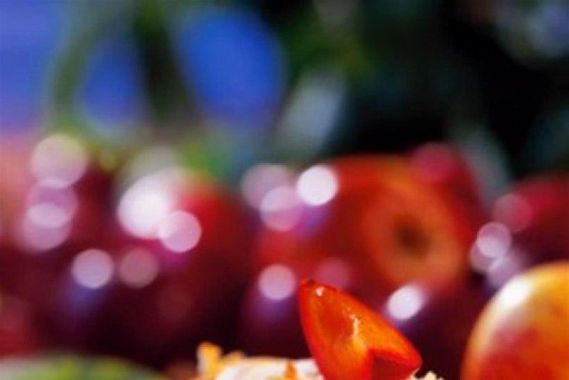 Ploomi-kohupiimakook