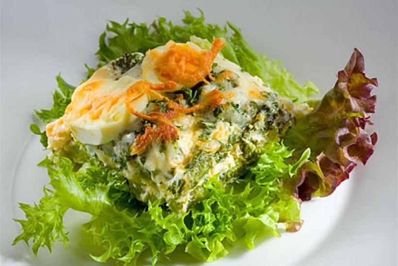 Brokolivorm keedumunaga