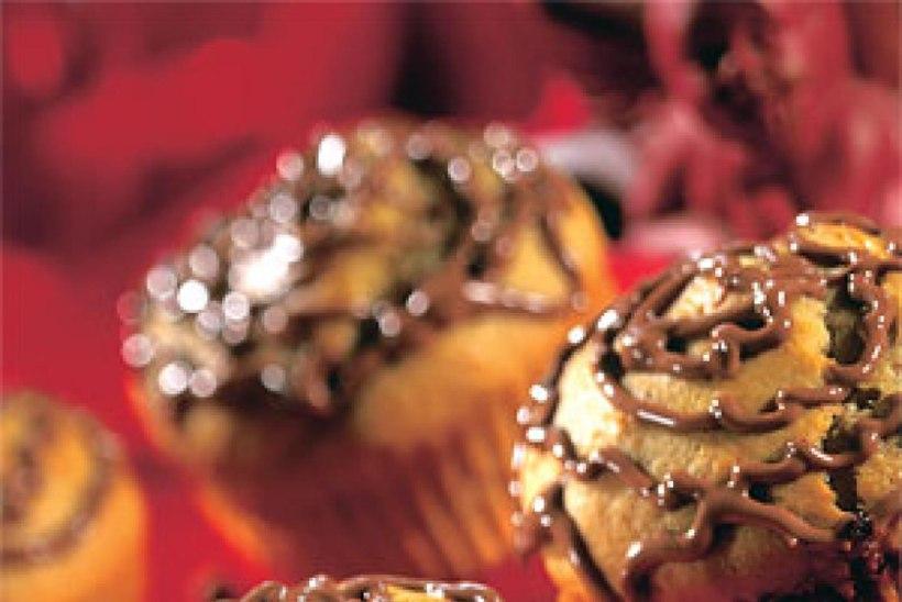 Šokolaadi-banaanimuffinid