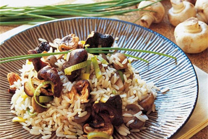 Riisiroog seentega
