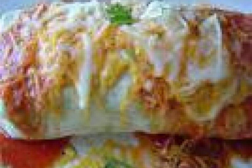 Spinati Burrito