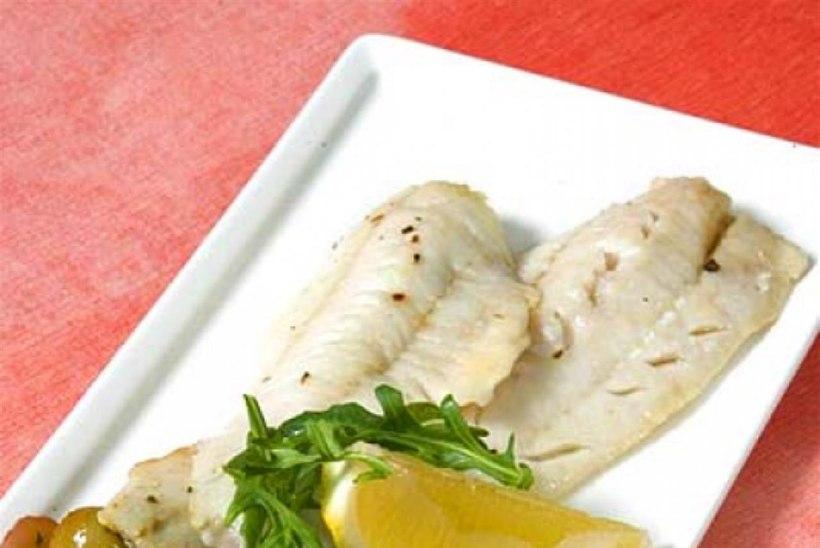 Kala veini-kartulihautisega