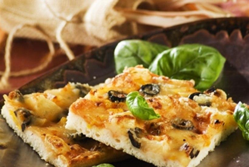 Mozzarella pitsa