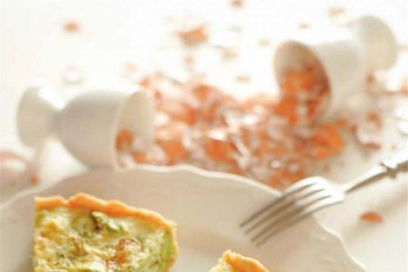 Munamummuline herne-brokolipirukas
