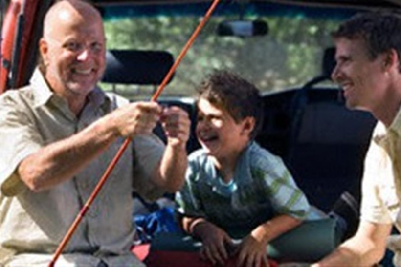Isade-poegade kalastuslaagri MEMO