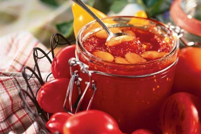 Punase tomati marmelaad