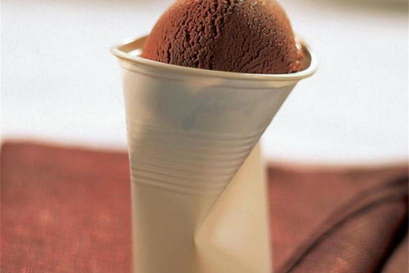 Mõrušokolaadijäätis