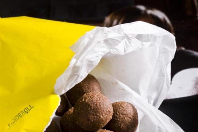 Moorapallid ehk küpsisepallid kakaoga