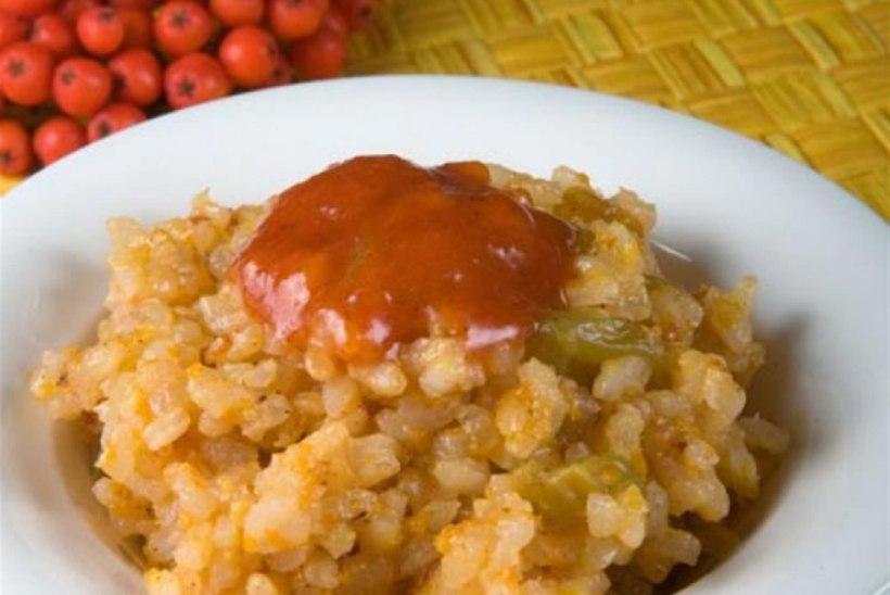 Pihlaka-riisipuder
