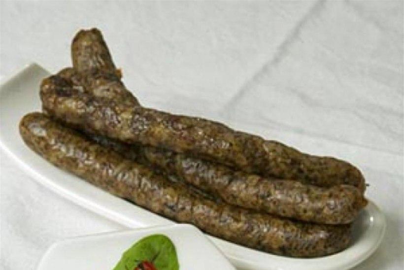 Tanguvorst ürtidega küpsetatud peediga
