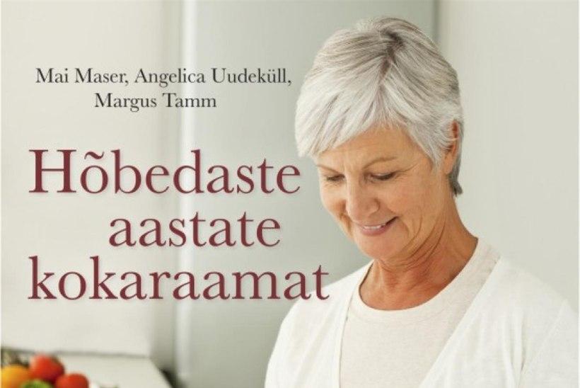 Eestis ilmus esmakordselt kokaraamat eakatele