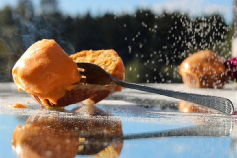 Porgandi-kookosemuffinid