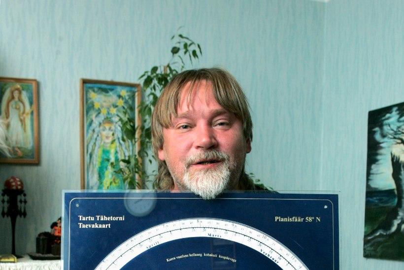 ed7ead11e46 Astromuusika isa Urmas Sisask täidab taevalaotuse helidega   Linnaleht