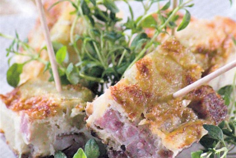 Vorsti-kartulisuupiste Hispaania moodi