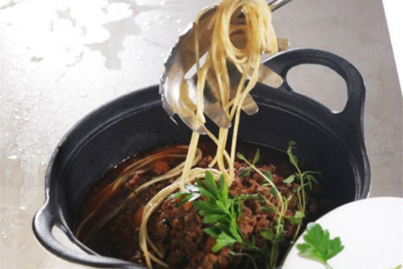 Aeglane metskitseraguu pastaga