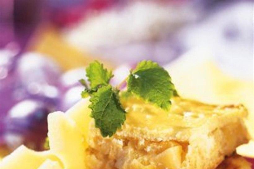 Ananassi-kohupiimakook