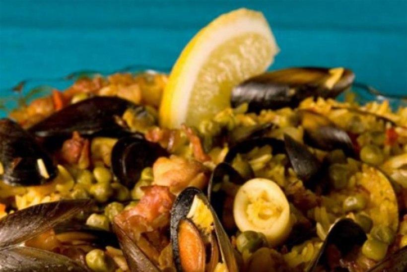 Mereanni-paella