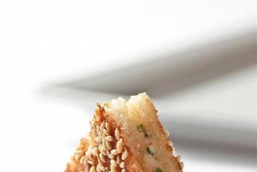 Kreveti-juustu ampsud