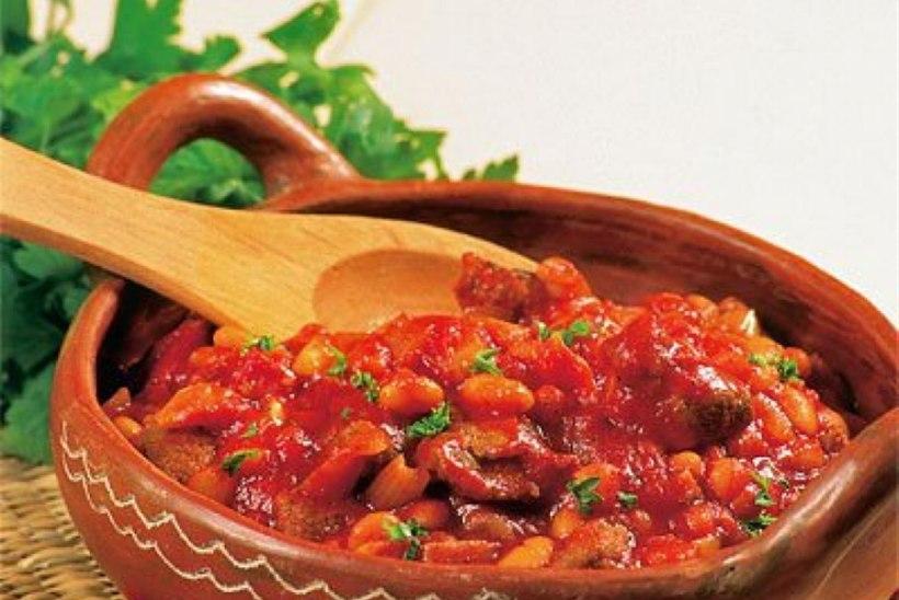 Tomatirohke chili con carne