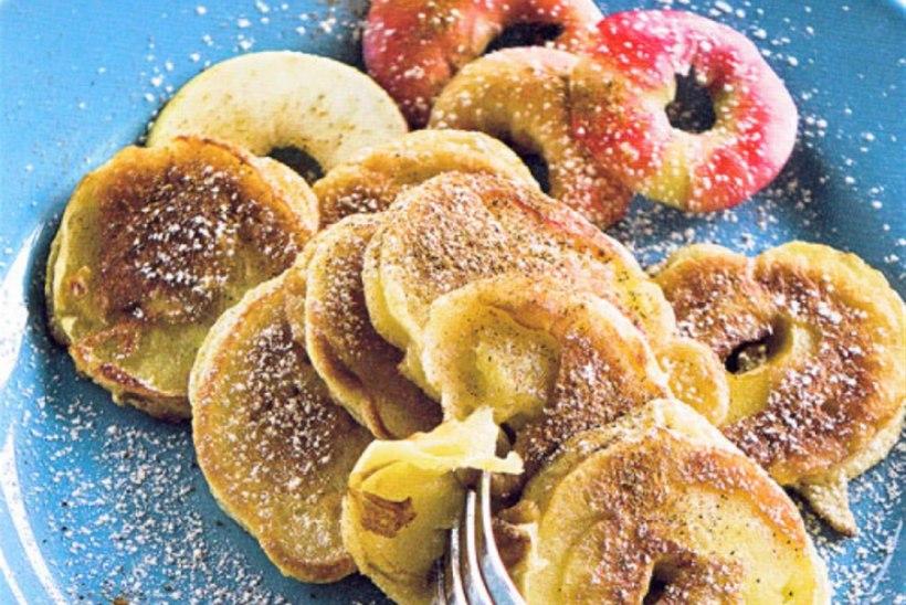 Õuna-lusikakoogid