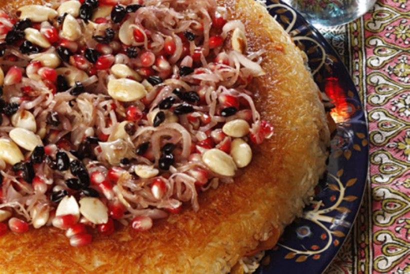Kuninglik Pärsia riis