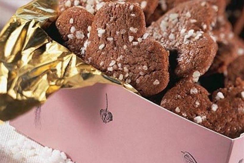 Šokolaadisüdamed
