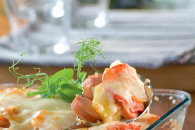 Kihiline vorstiroog tomati ja kartuliga