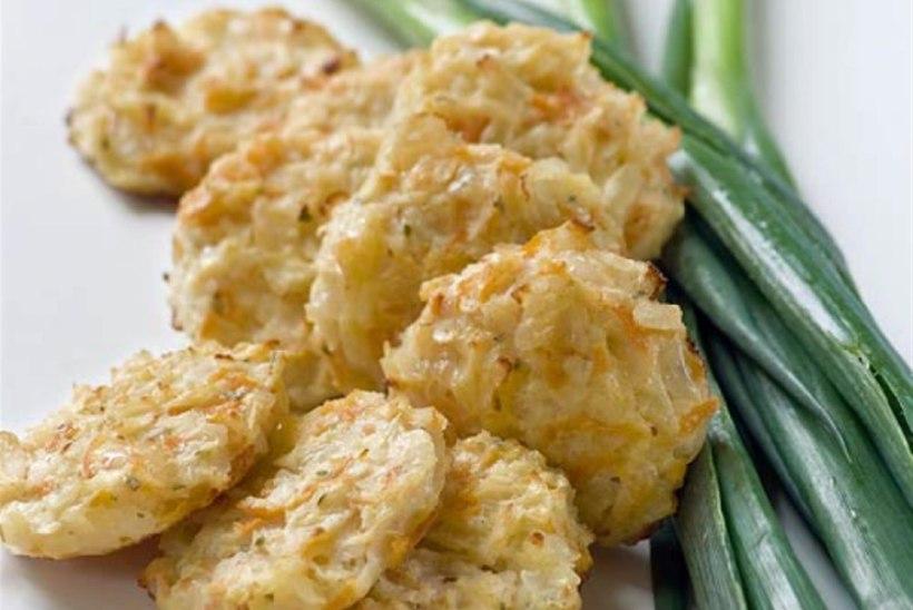 Köögivilja-riisihelbepätsid