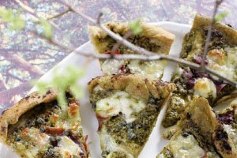 Roheline pitsa